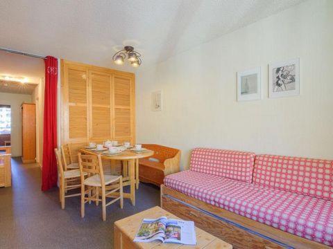 LE CURLING B: Appartement 2 pièces 6 personnes