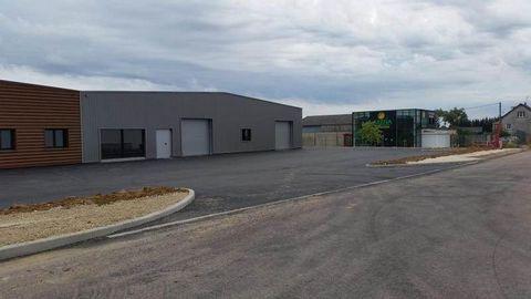 AUXERRE ZONE COMMERCIALE PERRIGNY - COTE BRICO DEPOT - GRAND FRAIS - CELLULE DE 152M²- DESCRIPTIF COMPLET SUR DEMANDE