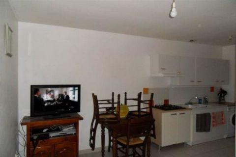 A vendre gard 30, proche st-ambroix, appartement lumineux comprenant cuisine séjour, une salle de bain wc, une chambre, ref 51016, à voir sur ...