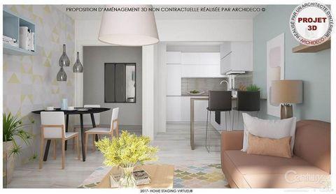 Exclusivité sur la commune de Condat-sur-Vienne, bel appartement en rez de jardin, de type 3 en duplex. Il se compose au premier étage d'une entrée distribuant une cuisine, un séjour donnant sur un jardin de 30 m², et des toilettes séparés. Au second...