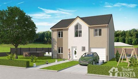 [PRIX EXCEPTIONNEL] Maisons Vesta vous propose une maison adaptable à vos envies sur le lotissement La Sablière. Plusieurs terrains sont disponibles sur ce programme. Cette annonce est une proposition de réalisation, d'autres maisons sont réalisables...