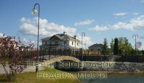 Новорижское (Волоколамское) шоссе, 25 км от МКАД. Аносино. Коттедж 380 кв.м на участке 15,8 соток в ОКП