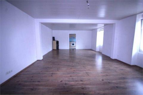 PONT DE ROIDE, vends appartement T4 de 90 m² avec garage, atelier, jardin. Entièrement rénové comprenant : entrée indépendante, cuisine, grand séjour salon de 41 m². 2 chambres, salle de bains récente, wc. Cave, garage, atelier, grenier, terrain de 6...