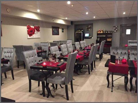 Proche de THOIRY, dans environnement calme et verdoyant, à vendre hôtel restaurant très bien côté sur les sites de réservations.Beaux extérieurs.Bar, accueillant avec licence IV, restaurant moderne et lumineux (50 places) avec terrasse (25 places), c...