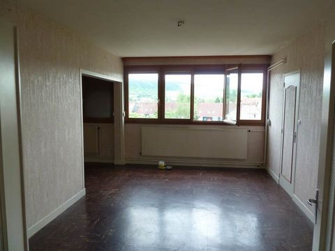 THIERRY DELCORDE tel 06/74/30/23/83 Vous propose cet appartement 5 pièces,surface 86m2 situé au 3 éme étage d'une petite résidence aux faibles charges de copropriètés. Il se compose d'une entrée,cuisine ,un beau séjour de 28m2 avec vue dégagée, trois...