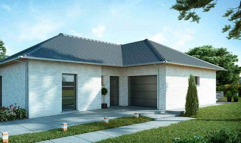A 5 minutes en voiture des plus belles plages du littoral et 10 minutes de Perpignan.Nous vous proposons une maison moderne de 83 m².La maison se compose de 3 chambres avec placard, de grandes baies-vitrées vous permettront d'apprécier une belle pièc...