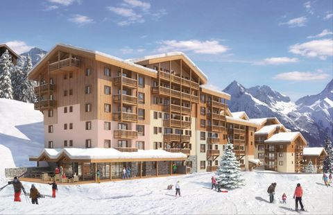 Au cœur du domaine skiable à 2050 m d'altitude, Plagne Village est un ensemble de chalets et petits immeubles bardés de bois. Résidence 4* idéalement située à proximité des commodités : supérette, poste, télébus menant à Plagne Centre. Au pied d'une ...